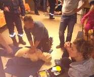 L'utilisation du défibrillateur, 3 gestes qui sauvent une vie