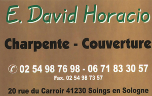 charpente- couverture David Horacio- Soings en Sologne-